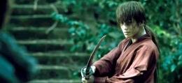 Visual Rurouni Kenshin yang terlihat lebih realistis   Dok. Warner Bross Japan
