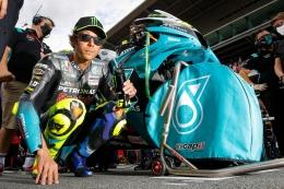 masih doyan balapan di belakang (Dokumentasi motogp.com)