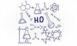 Semasa SMA, Kimia menjadi mata pelajaran favorit (Foto ilustrasi : www.disway.id)