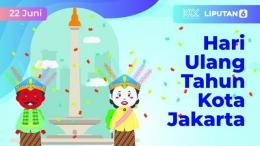 HUT Jakarta (liputan6.com)