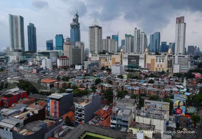 Ilustrasii Kota Jakarta, sumber: kontan.co.id