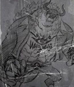 Whos Who dalam mode hybrid miliknya yang akan muncul di manga One Piece chapter 1017 / worstgen.alwaysdata.net