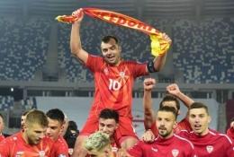 Pemain Makedonia Utara kaya pengalaman dari 3 laga yang dijalani di grup c Euro 2020. BolaSkor.com