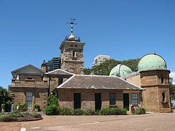 Sydney Observatory Credit : Wikipedia