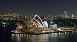Opera House  tahun 2008 Credit : Wikipedia