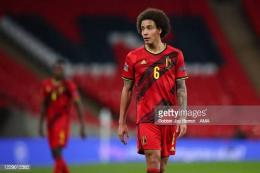 Axel Witsel. (via Getty Images)
