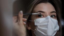 Tips Tampil Cantik Saat Menggunakan Masker di Masa Pandemi Covid 19 (Source:refiny.com)
