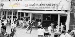 Penyerangan massa ke Universitas Res Publica (respublica.id)