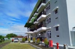Bangunan Shelter Unisa Yogyakarta (Dokumen Pribadi)