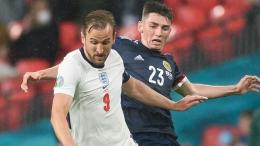 Harry Kane, striker Inggris yang belum menunjukkan performa terbaiknya (Foto Skysports)