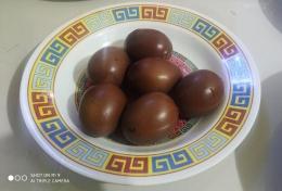 Telur pindang hasil masakan saya, sumber: dokumentasi pribadi