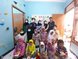 Kegiatan FAREKALA di Rumah Belajar Cendrawasih / dokpri