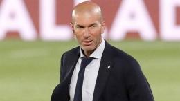 Zinedine Zidane - inews.id