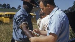 Eksperimen Sifilis Berbahaya (Sumber gambar : anomali-xfile.blogspot.com )