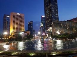 Ilustrasi Jakarta Kota 1001 Wajah (Dok. pribadi)