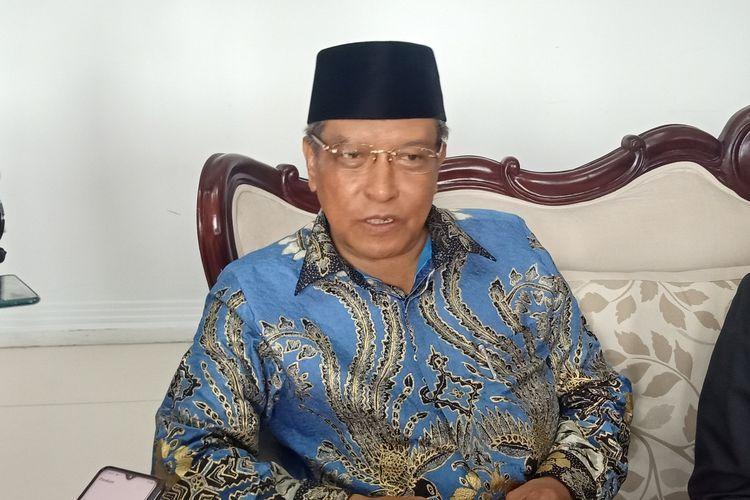 Ketua PBNU Said Aqil Siradj (KOMPAS.COM/PERDANA PUTRA)