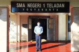 SMA Negeri 1 'Teladan', sumber: kompas.com