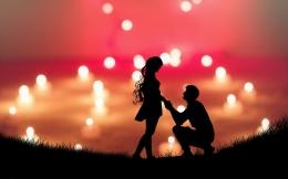 ilustrasi gambar untuk puisi Bahasa Cinta. Gambar dari pixabay.com