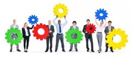 Setiap organisasi umumnya memiliki landasan filosofis sebagai dasar pijakannya   Sumber gambar : www.linovhr.com