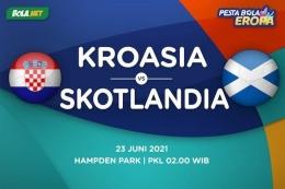 (Kroasia vs Skotlandia Dok: bola.net)