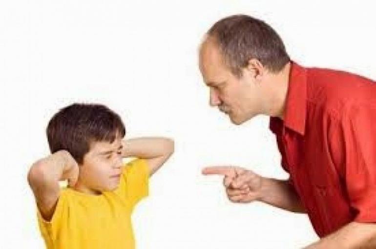 Anak yang Tidak Mau Mendengar Omongan Orang Tua. Sumber Blog Eka Erawati