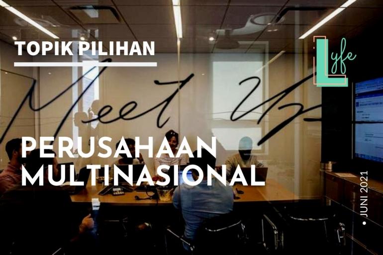 Ilustrasi karyawan perusahaan multinasional. (sumber: reuters.com via kompas.com)