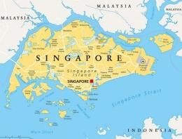 Peta Singapura. Source: cakbagus.net