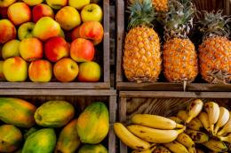 Ilustrasi buah kaya dengan vitamin C (Pexels)