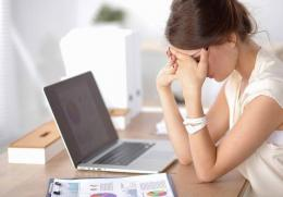 Ilustrasi orang terlanda stres (Sumber gambar: fabianascaranzi.com.br)