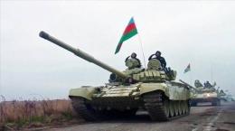 Tentara Azerbaijan (Foto:Andalou)
