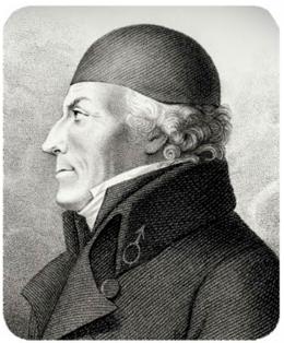 Johan Gottlieb Gahn, penemu Mangan. Sumber: buku Periodic Table Book - A Visual Encyclopedia, hlm. 59.