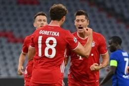 (Goretzka/pencetak gol penyelamat Jerman Dok: ligaolahraga.com)