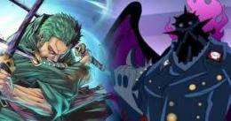 Zoro vs King, highlight manga One Piece chapter 1017 / aminoapps.com