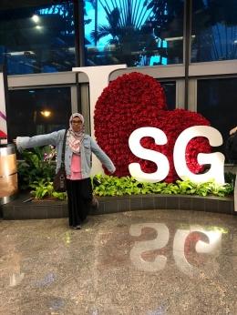 I love SG (dokumen pribadi)