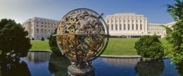 Kantor PBB di Jenewa. Sumber: Christof Sonderegger/Geneve Tourisme