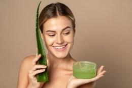 Manfaat lidah buaya untuk rambut rontok (SHUTTERSTOCK/ETONASTENK)