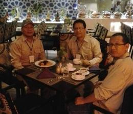 Pengalaman penulis berkunjung di sebuah perusahaan multinasional di Kalimantan Timur. (Dokpri)