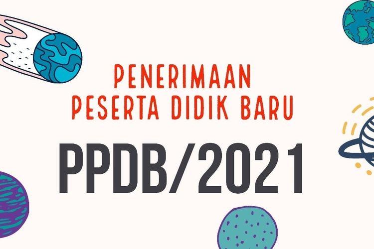 Ilustrasi penerimaan peserta didik baru (PPDB) 2021.| Sumber: KOMPAS.com/ABBA GABRILLIN