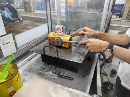 DOKPRI: Tampilan Roti Bakar IAK