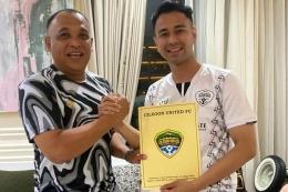 Raffi Ahmad, Adakah Inisiatif Artis Akuisisi Garuda Ketimbang Klub Sepak Bola? (Foto dari bola.kompas.com)
