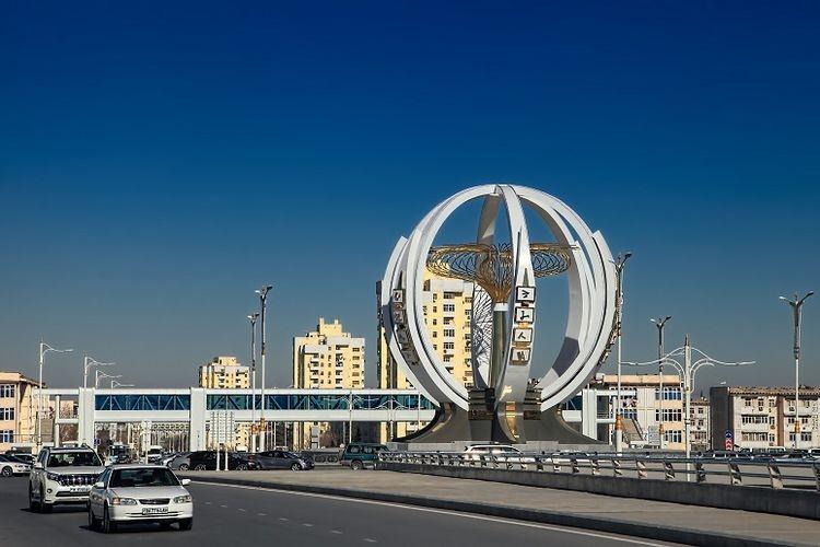 Ibu kota Turkmenistan, Ashgabat, adalah kota paling termahal di dunia untuk ditinggali. Sumber: Shutterstock via Kompas.com