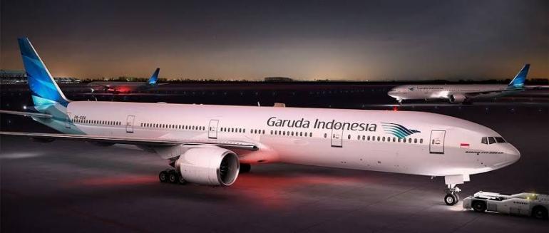 Armada Garuda Indonesia, Adakah Inisiatif Artis Akuisisi Garuda Ketimbang Klub Sepak Bola? (Foto dari garuda-indonesia.com)