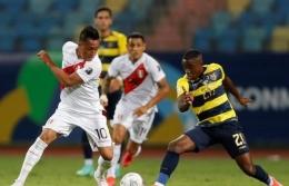 Ekuador vs Peru. (via today.in-24.com)