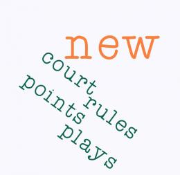 New -- Court, rules, points, and plays. (Foto arsip: @4playbasketball)