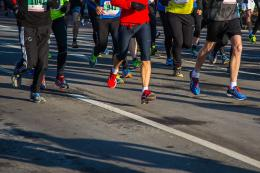 Ilustrasi Lomba Lari Marathon. Sumber gambar: pixabay.com