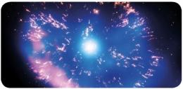 Supernova. Sumber: buku Periodic Table Book - A Visual Encyclopedia, hlm 73.