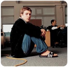Mark Zuckerberg. Sumber: tangkapan layar pinterest.com