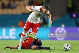 Piotr Zielinski. (via Getty Images)
