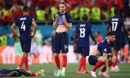 Prancis Pulang Lebih CepatI Gambar : Pool/Getty Images