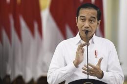Presiden Joko Widodo, Kritikan BEM UI, Tindakan Jokowi, dan Kecintaan Rakyat pada Presiden (foto dari nasional.kompas.com)